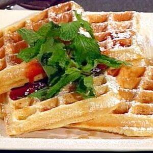 TPA Waffle Belgian