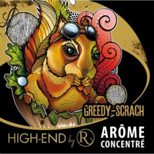 Revolute High End Greedy Scrach
