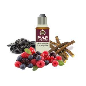 Pulp - Fruits Rouges Reglisse