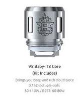 Resistencias TFV 8 Baby T8