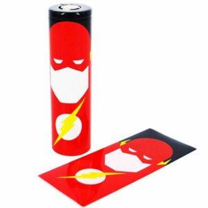 Envoltorio termoretractil para baterías 18650 (Flash)