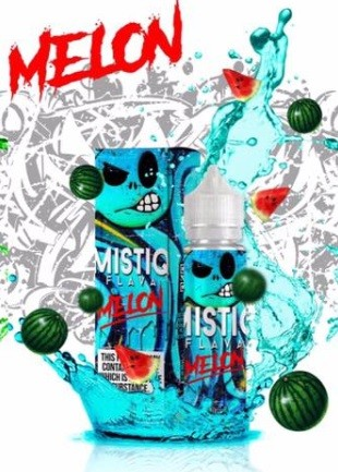 Mistiq Flava Melon 50ml 0 mg