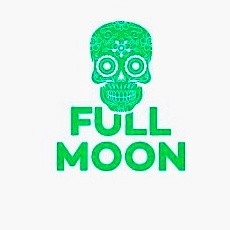 Full Moon- Silver