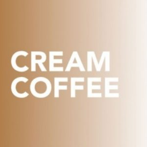 Bombo -cream coffe