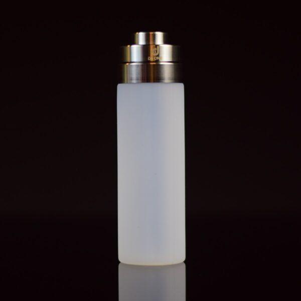 Botella Da One silicona rellenado mods BF Blanca