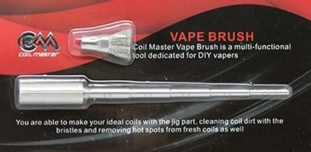 Varilla micro coil y cepillo limpiador de hierro Coil Master