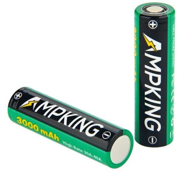 Bateria Ampking 18650