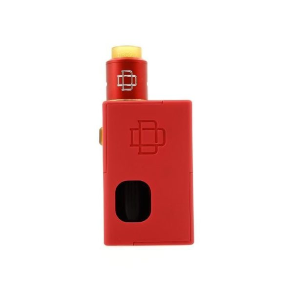 Augvape Druga Squonk Mod Rojo