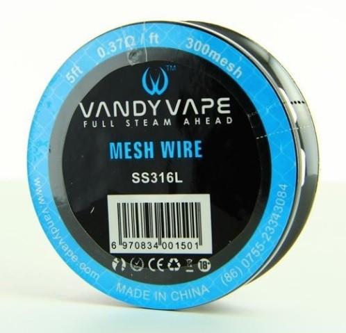 Vandy Vape ss316 mesh 300