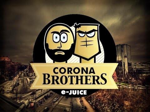 Corona Brothers - Master Tab 0 mg 50ml