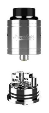 Geekvape Peerless Acero RDA 24 mm edicion especial