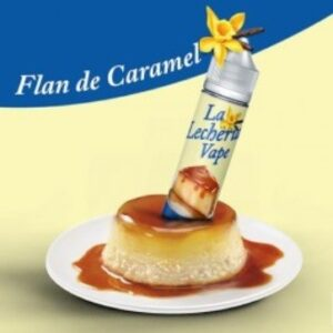 La Lecheria Vape - Flan de Caramel 50ml 0 mg