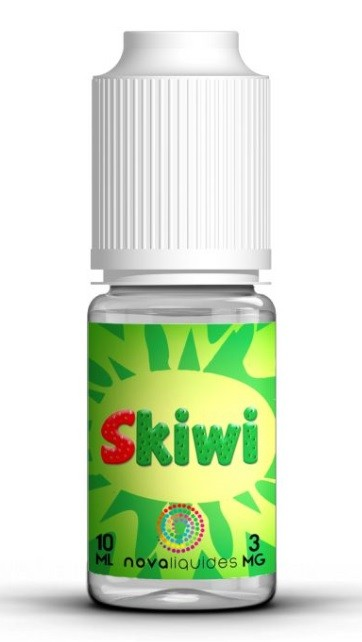 Nova Liquides- SKiwi 10 ml 0 mg