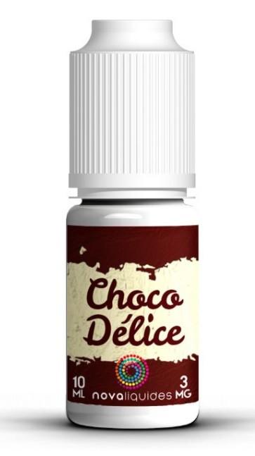 Nova Liquides- choco delice 10 ml 0 mg