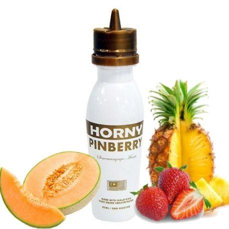 Honrny Flava - Pinberry 55 ml 0 mg