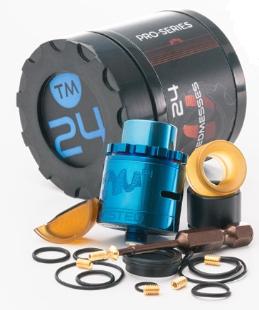 Twisted Messes 24 Pro-Series RDA SS Azul