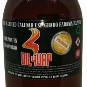 Base Oil4vap 500 ml