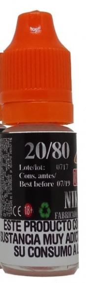 Niko-Vap Oil4vap 20/80