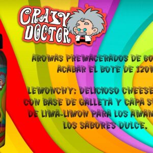 CRAZY DOCTOR LEMONCHY