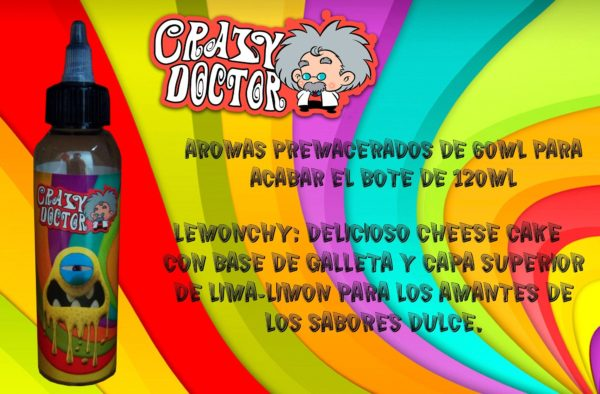 CRAZY DOCTOR LEMONCHY