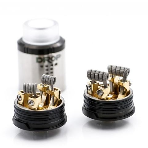 Digiflavor Drop RDA plata