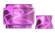 Tubo acrílico TFV12 Prince Baby Violeta