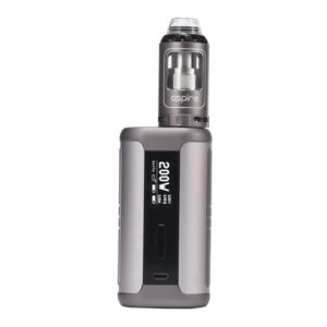 Aspire Speeder 200 w Kit Metal/Gris