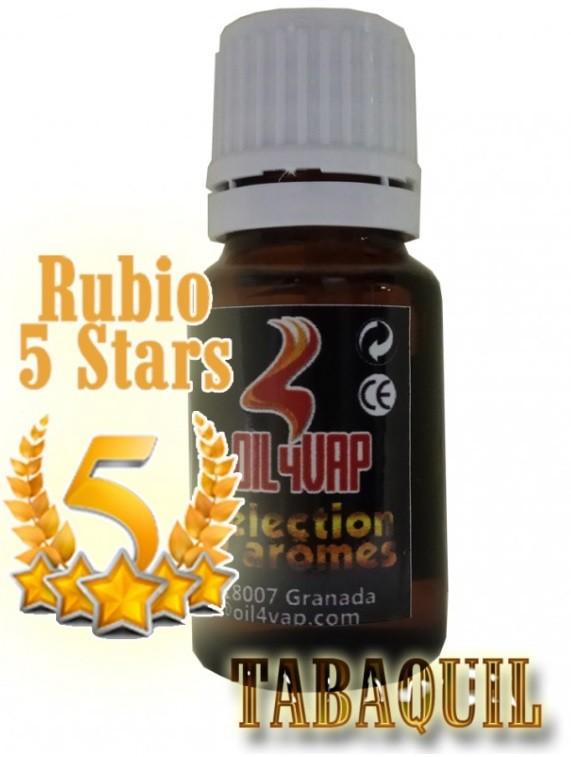 Oil4vap tabaco rubio 5 stars