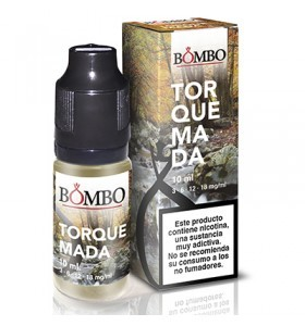 Bombo Eliquids - Torquemada 10 ml 12 mg