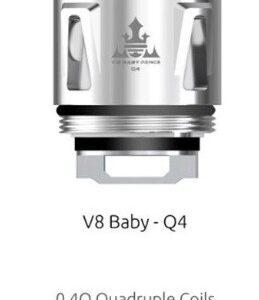 Resistencia Smok V8 Baby q4