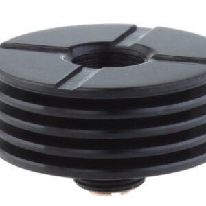 Aolvape Disipador de calor rosca 510 Negro