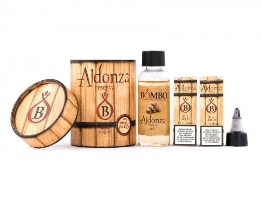 Bombo Eliquids - Aldonza Reserva smart pack 60ml +vg