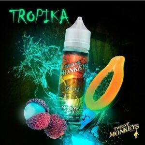 Twelve Monkeys - Tropika 50 ml 0 mg.