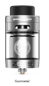 Zeus Leakproof RTA 2.0ml Gun metal