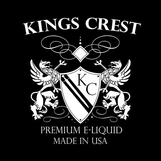 Kings Crest - Alien Pops Strawberry 50 ml 0 mg