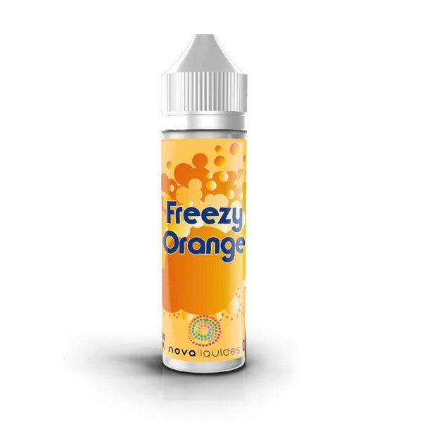 Nova Liquides- Freezy Orange 50 ml 0 mg