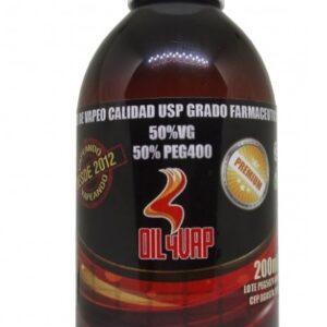 Base Oil4vap PEG-400 30/70 200 ml 0 mg