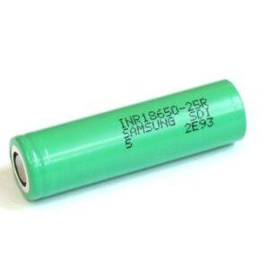 Samsung INR18650 25R 2500mAh 20A