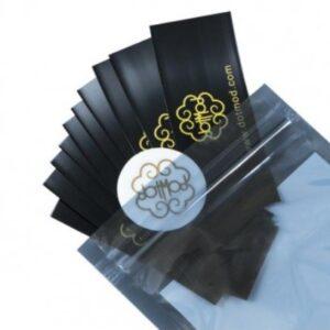 Dotmod Gold funda termoretractil (10 uds) para baterías 20700
