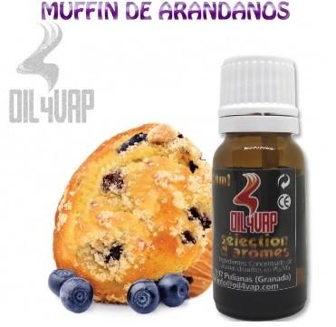 Oil4vap Muffin de arándanos