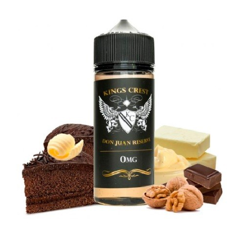 Kings Crest - Don Juan Reserve 100 ml 0 mg