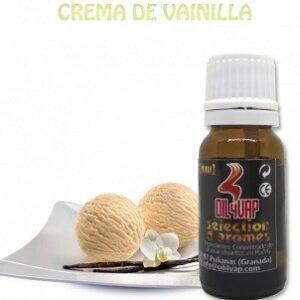 Oil4vap crema de vainilla