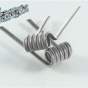 Bacterio Coils - Mad F*cking Coil Full Ni80 (2 pcs)