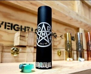 Broadside Mods Admiral X DHD LMTD Series Negro Aluminio