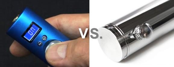 Mod electronico vs mod mecánico