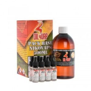 Base Oil4vap 50_50 500ml 1.5mg