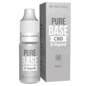 Harmony pure base 1000mg cbd 10ml