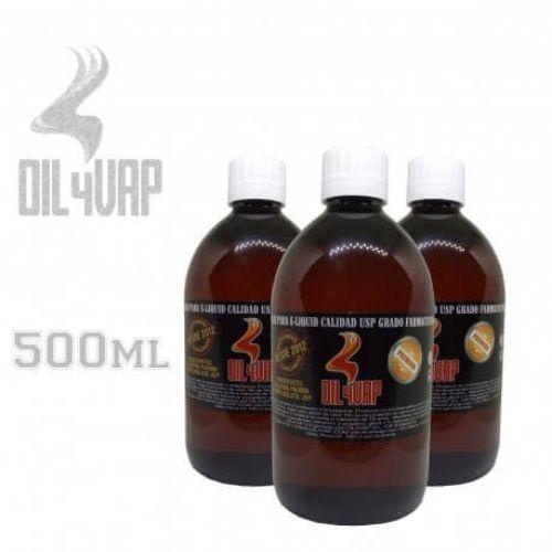 Propilenglicol OIL4VAP 500ml sin nicotina