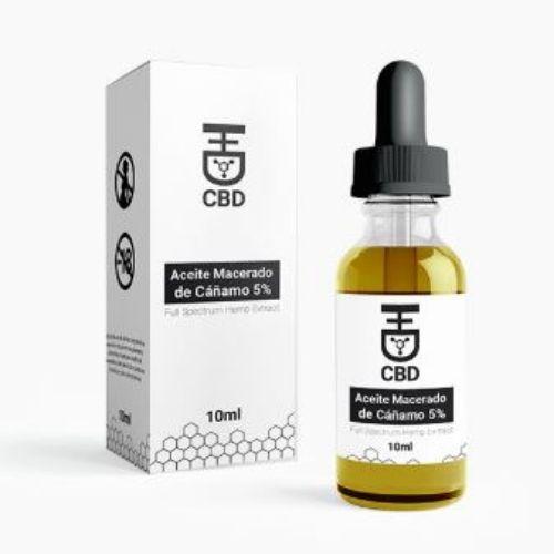 Aceite I+D CBD 5% 30ml