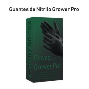 guantes nitrilo grower pro